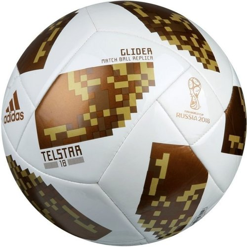 Adidas TELSTAR 18 WM 2018 Glider Ball gold